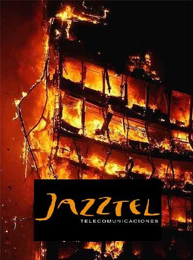 Jazztel deja de llamarme o te quemo la oficina el blog for Oficina jazztel